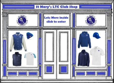 a link to the club shop